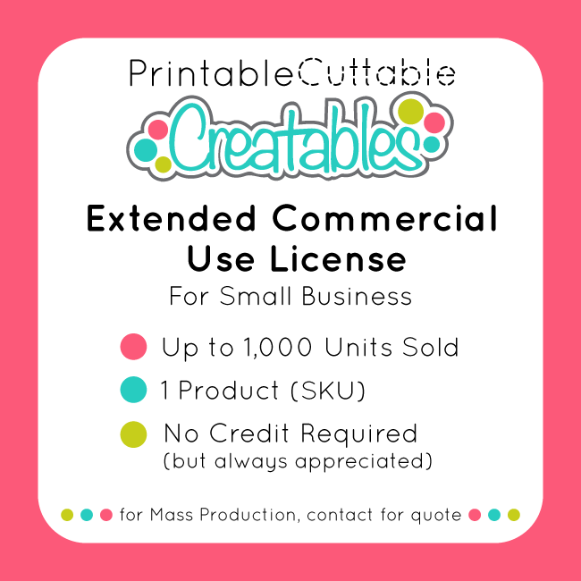 Standard Commercial License 2018