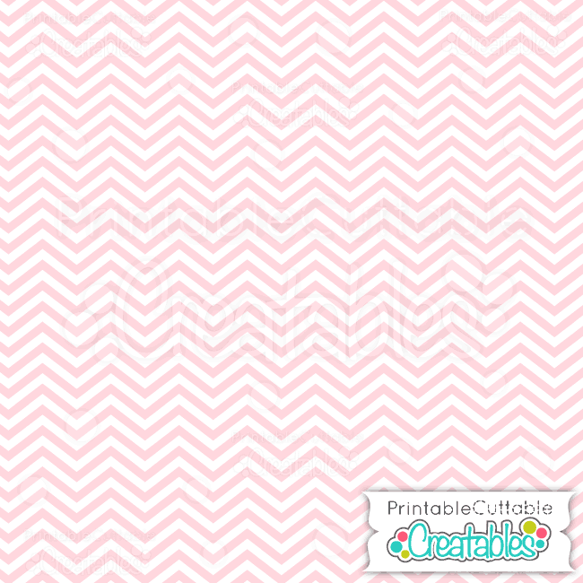 03 Pink Baby Chevron Digital Paper preview