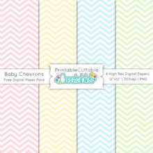 Baby-Chevron-Free-Digital-Paper-Pack