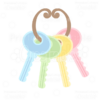 Sweet-Baby-Keys-SVG-Clipart