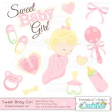 Sweet-Baby-Girl-Embellishment-Set