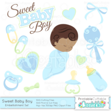 Sweet-Baby-Boy-Embellishment-Set