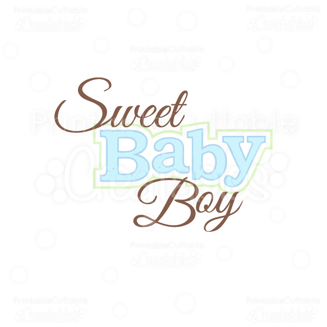Sweet-Baby-Boy-Title-SVG-cut-file
