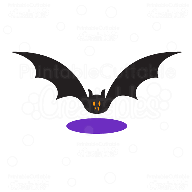 Halloween-Bat-free-SVG-cuting-file