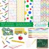 Back-to-School-Scrapbook Kit