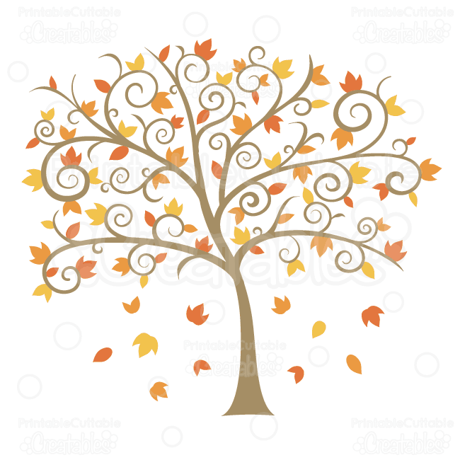 Fancy-Swirls-Autumn-Tree-SVG-cut-file