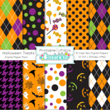 Halloween-Treats-Digital-Paper-Pack
