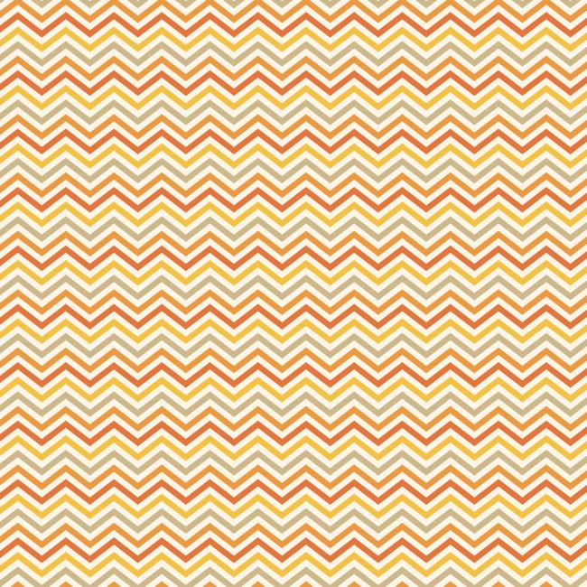 04 Autumn Harvest Chevron Printable Digital Paper
