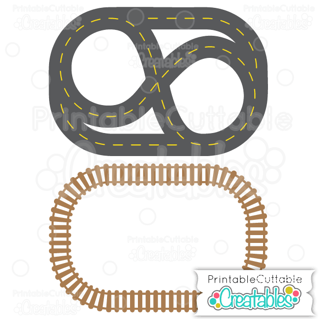 picture regarding Race Track Printable named Pack n\