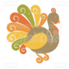 Fancy-Swirls-Thanksgiving-Turkey-SVG-cut-files