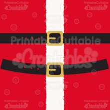 Santas-Belt-Free-SVG-Cutting-File-Clipart