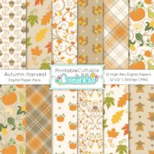 Autumn-Harvest-Digital-Paper-Pack-preview