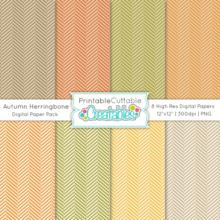 Autumn-Herringbone-Free-Digital-Paper-Pack-preview