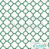 03-Green-Christmas-Quatrefoil-Pattern