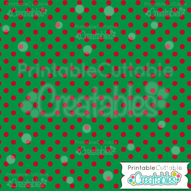 09-Red-Polka-Dot-Christmas-Free-Digital-Paper