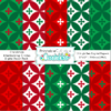 Christmas-Interlocking-Circles-Digital-Paper-Pack