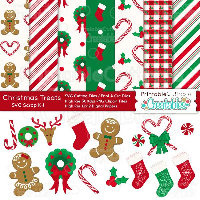 Christmas-Treats-SVG-Scrap-Kit