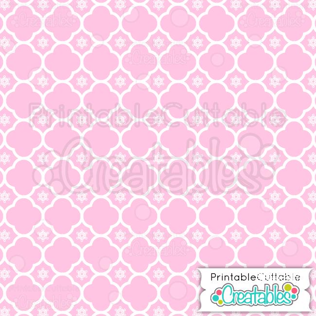 08-Winter-Pink-Snowflake-Quatrefoil-Pattern