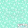 12-Mint-Falling-Snowflakes-Pattern