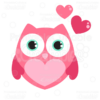 Valentine-Heart-Owl-SVG-cutting-file-clipart