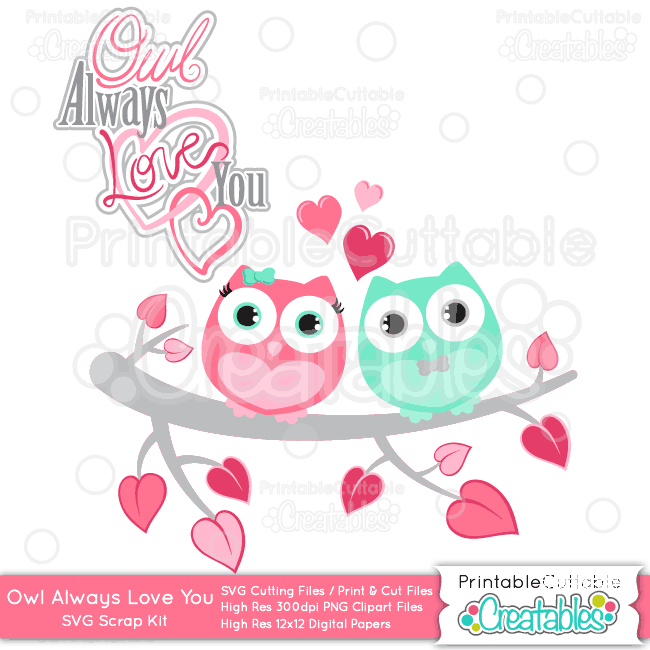 Owl-Always-Love-You-SVG-Cut-Files-Clipart-Set