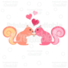 Squirrels-in-Love-SVG-Cut-File-Clipart