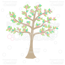 Spring-Flower-Tree-Clipart-SVG-Cut-Files