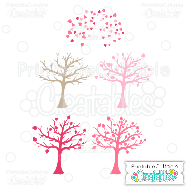 Valentines-Heart-Tree-SVG-Cut-File-Layers
