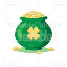 St-Patricks-Day-Lucky-Pot-of-Gold-SVG-file-clipart