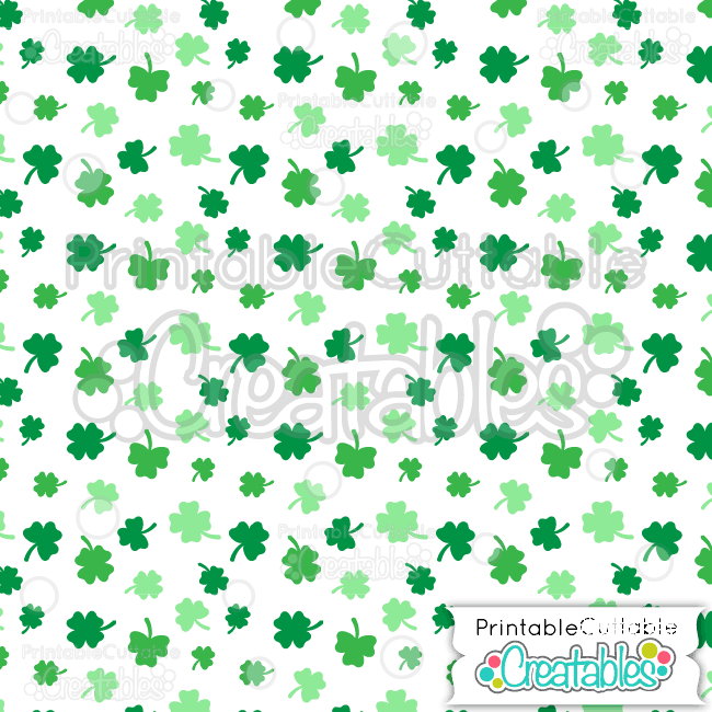 St-Patricks-Day-Shamrocks-n-Clovers-Seamless-Pattern-Free-Digital-Papaer