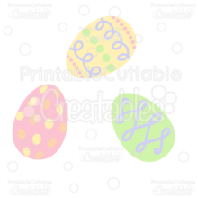 Easter-Eggs-SVG-Cut-Files-Clipart
