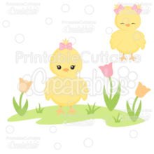 Cute-Spring-Chick-SVG-Cut-Files
