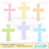 Christian-Cross-SVG-Cutting-Files-Clipart-Set