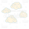 Swirly-Clouds-SVG-Cut-Files-Clipart-