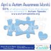 Puzzle Piece Heart Autism SVG Cut Files & Clipart