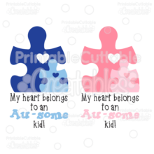 My-Heart-Belongs-to-an-Ausome-Kid-Autism-SVG-Cut-File-Clipart
