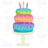 Birthday-Cake-SVG-Cut-File-Clipart