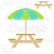 Picnic-Table-SVG-Cutting-File-Clipart