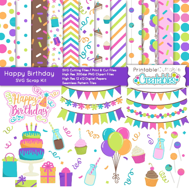 Happy-Birthday-SVG-Scrap-Kit