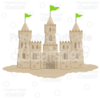 Sandcastle-SVG-Cutting-File-Clipart