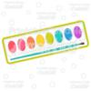 Watercolor Paints Set SVG Cut File & Clipart