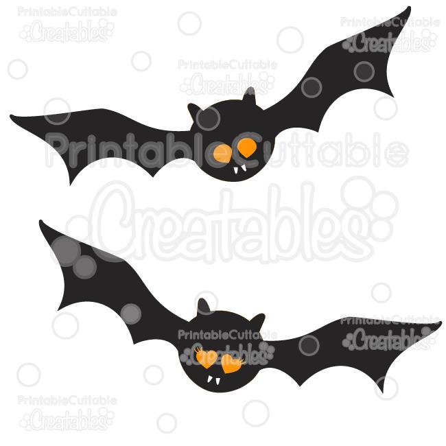 cute halloween bats free svg cut files clipart - Halloween Pictures Bats