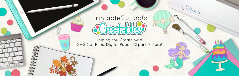 Impeccable image regarding printable cuttable creatables