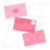 Valentine's Day Love Letters Free SVG Cut File