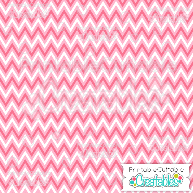06 Multi Pink Chevron Digital Paper Seamless Pattern Tile preview