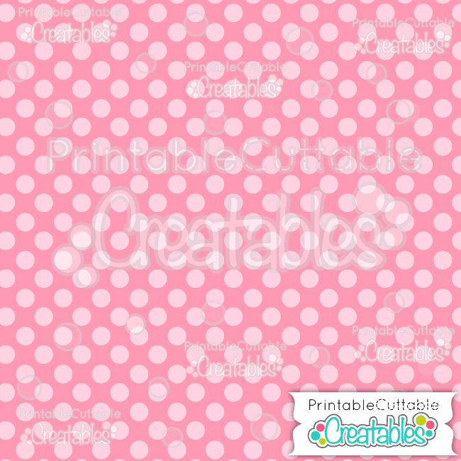 07 Large Pink Dots Free Seamless Patterns Digital Paper preview
