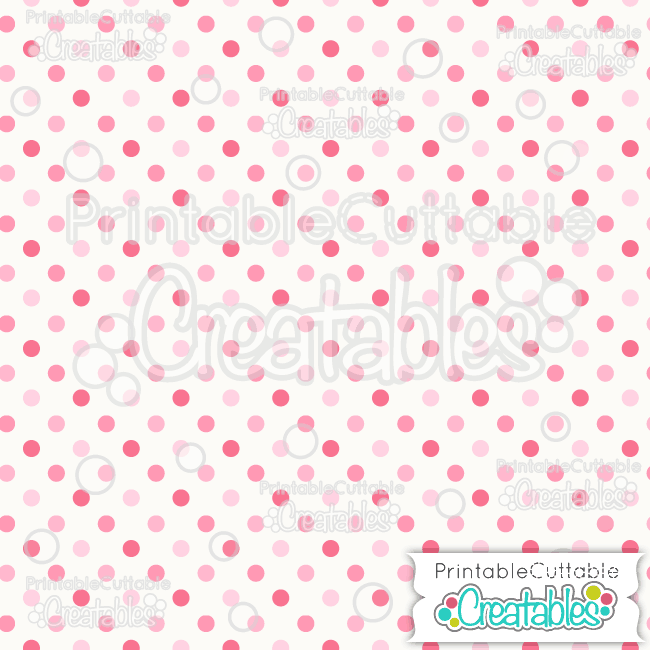 10 Multi Pink Large Dots Free Seamless Patterns Digital Paper preview