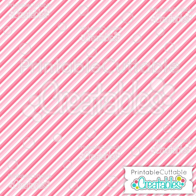 20 Multi Pink Diagonal Stripes Digital Paper Seamless Pattern Tile preview