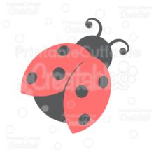 Ladybug FREE SVG Cut File & Clipart