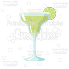 Margarita Free SVG File Cuttable & Clipart